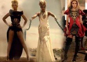 Wielka moda w teledysku Beyonce (VIDEO)