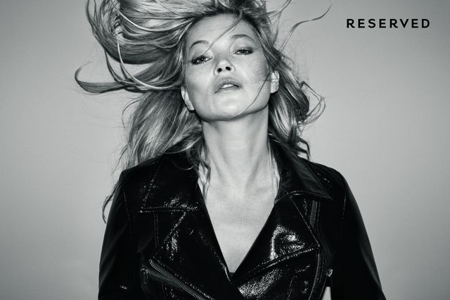 Reserved x Kate Moss – kampania na jesień/zimę 2017