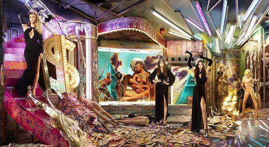 Nie zgadniecie, jak wygląda świąteczna kartka Kardashianów