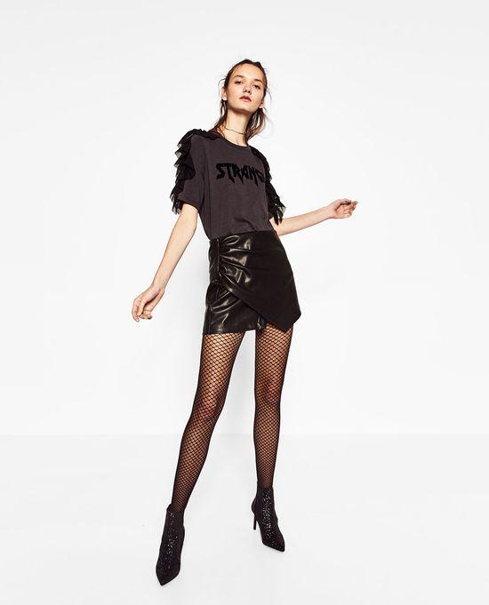Zadziorne, młodzieżowe spódnice Zara - 10 modnych propozycji (FOTO)