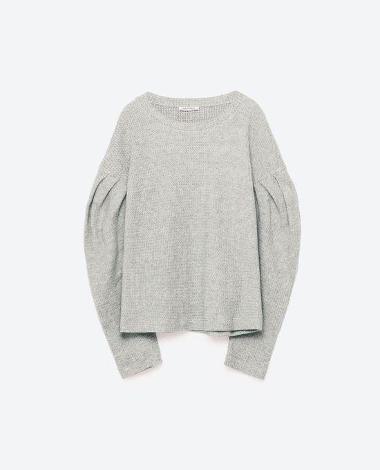 Modne zimą - 10 szarych swetrów z kolekcji Zary (FOTO)