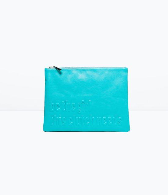 Zara Online - Modne stroje kąpielowe na wiosnę i lato 2015