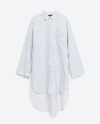 Zara TRF - Majowe nowości w młodzieżowym stylu na lato 2016