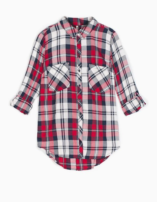 Stradivarius Wear Shirts - Koszule kratę w modnych wydaniach