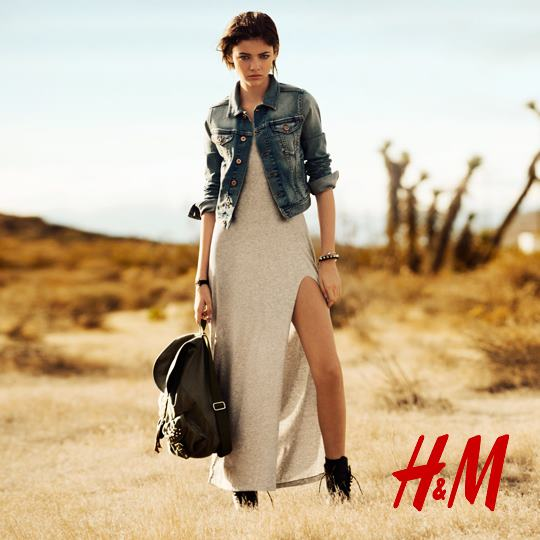 H&M Divided - Road trip