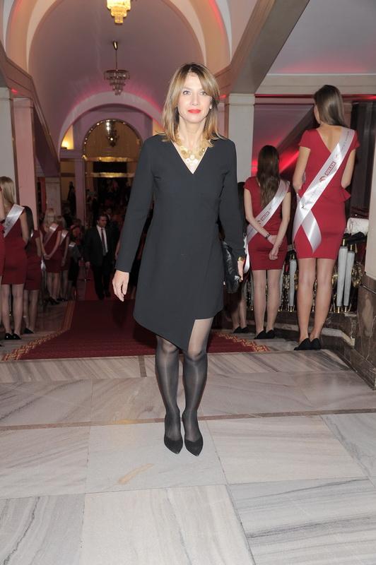 Gwiazdy i celebrytki na gali Polacy z Werwą 2015