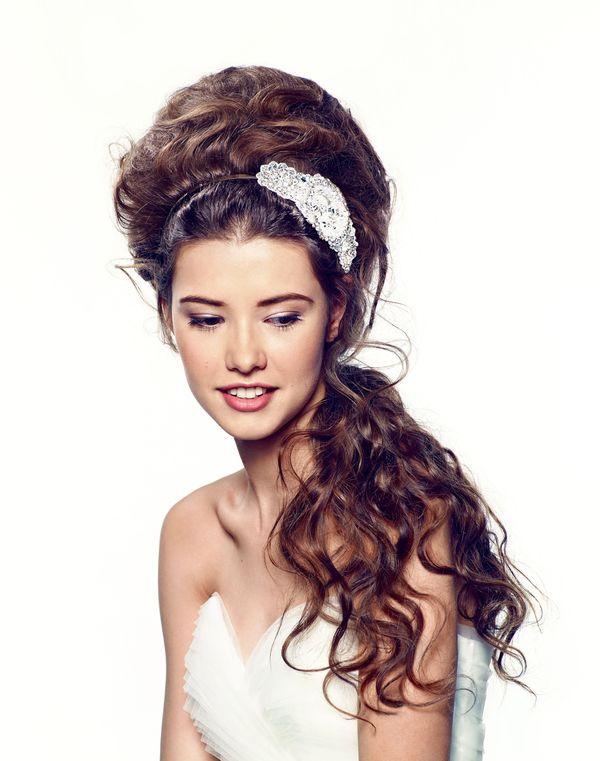 Fryzury ślubne od  L`Oréal Professionnel