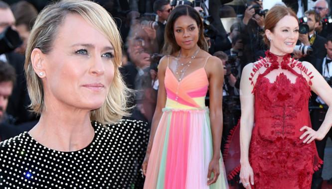 Kreacje gwiazd z pierwszego dnia Festiwalu Filmowego w Cannes 2017