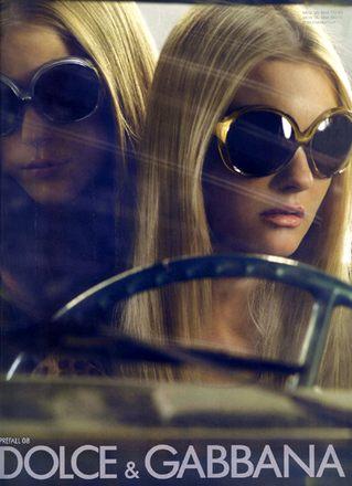Dolce & Gabbana - babie lato/wczesna jesień 2008