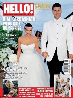 Vera Wang ma problemy przez rozwód Kim Kardashian