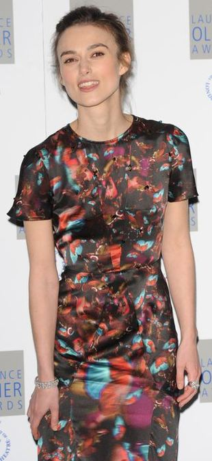 Keira Knightley w sukience z kolekcji Erdem