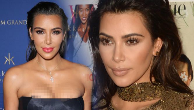 Gdy fani śpią, Kim Kardashian pod osłoną nocy wymyka się do...