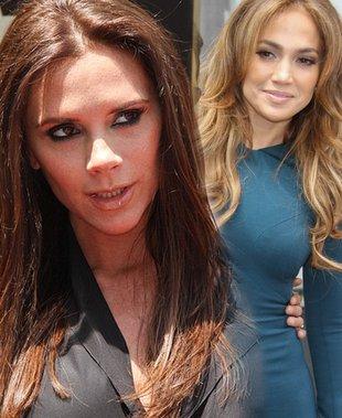 Victoria Beckham czy Jennifer Lopez (FOTO)