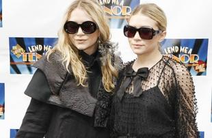 Ciężki styl sióstr Olsen