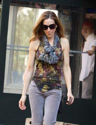 Sarah Jessica Parker wybiera McQueena