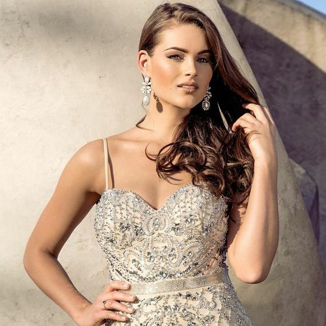 Rolene Strauss Miss World 2014 na Instagramie