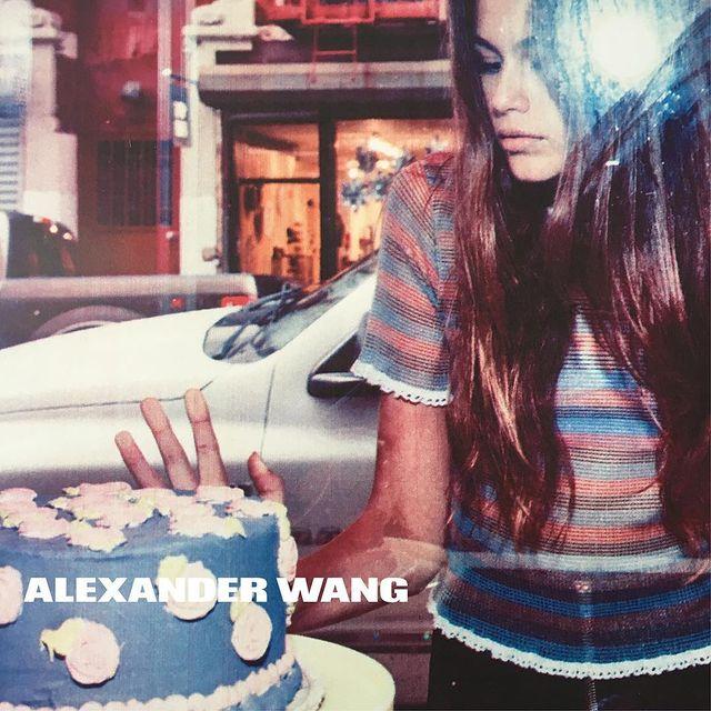 Kaia Gerber w kampanii Alexandra Wanga (FOTO)