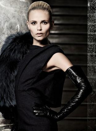 Natasha Poly w kampanii marki Obzee