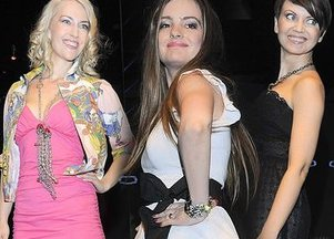 Celebrytki jako modelki dla  Lilla Moda