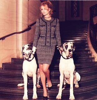 Charlotte Cordes dla marki Luisa Spagnoli (FOTO)