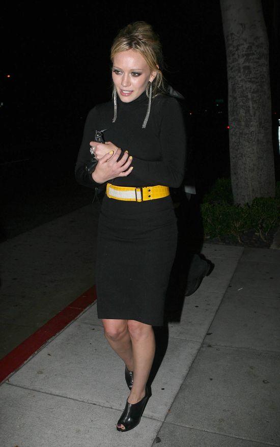 Styl Hilary Duff