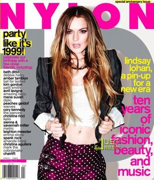 Narkotyczny urok Lindsay Lohan