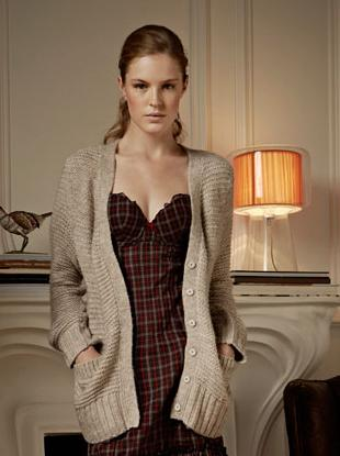 Listopadowy katalog Oysho Homewear