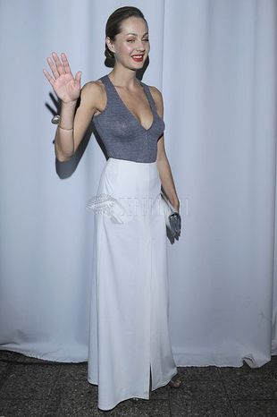 Małgorzata Socha w sukni Bohoboco (FOTO)