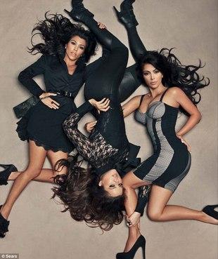 Kolekcja sióstr Kardashian w sieci sklepów Sears