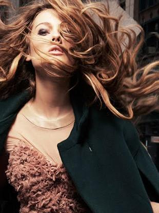 Monika Jagaciak w kampanii marki G-Cut