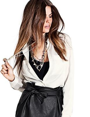 Czarno-biały szyk w H&M