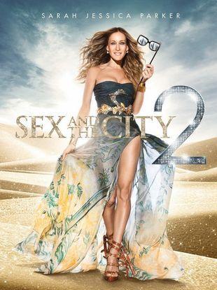 Seks w wielkim mieście - drugi plakat