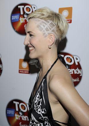 Fantazyjna fryzura Magdy Steczkowskiej (FOTO)