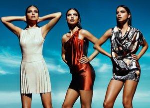 Zmysłowa Adriana Lima w kampanii marki Forum (FOTO)