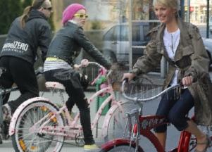 Wsiadamy na rowery!