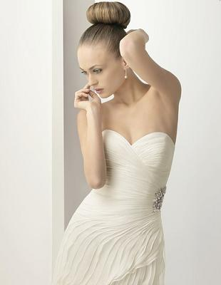 Suknie ślubne z kolekcji Rosa Clara Soft
