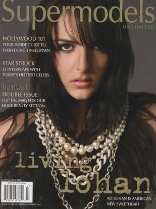 Ali Lohan zapragnęła kariery w modelingu