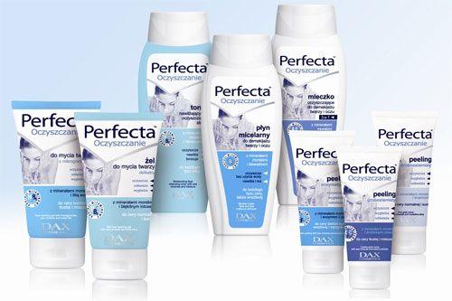 Dax Perfecta Oczyszczanie