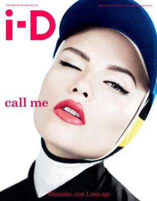 Wszystkie sześć okładek magazynu <i>i-D</i> (FOTO)