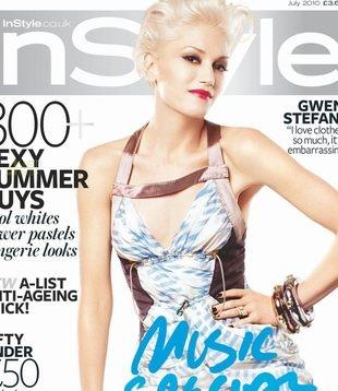 Gwen Stefani o modzie i macierzyństwie