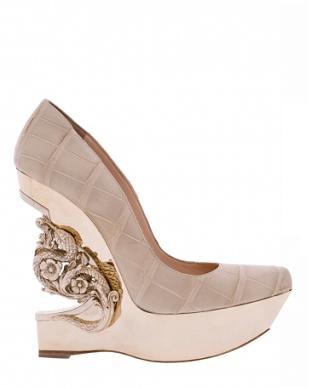 Roberto Cavalli - buty z kolekcji wiosna 2012