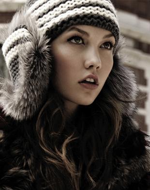 Karlie Kloss w kampanii marki EnC
