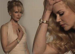 Nicole Kidman w kampanii zegarków Omega [VIDEO]