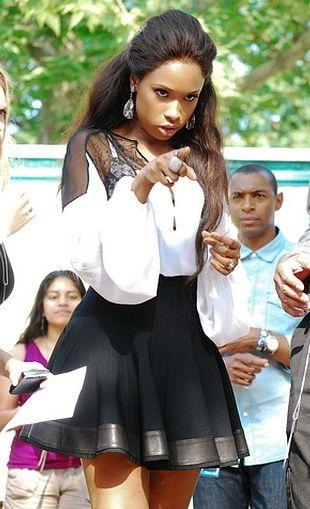 Jennifer Hudson w Givenchy (FOTO)