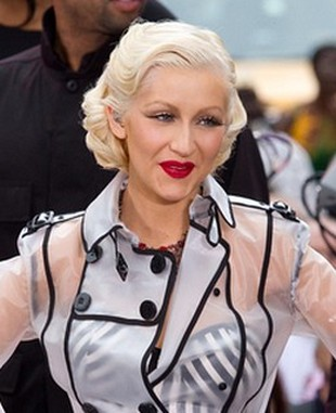 Christina Aguilera stawia na kobiecość