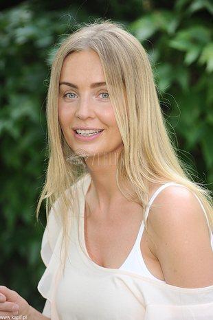 Agnieszka Szulim - zbyt świeża henna?