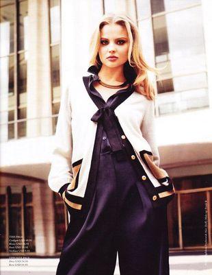Magdalena Frąckowiak dla H&M Magazine (FOTO)
