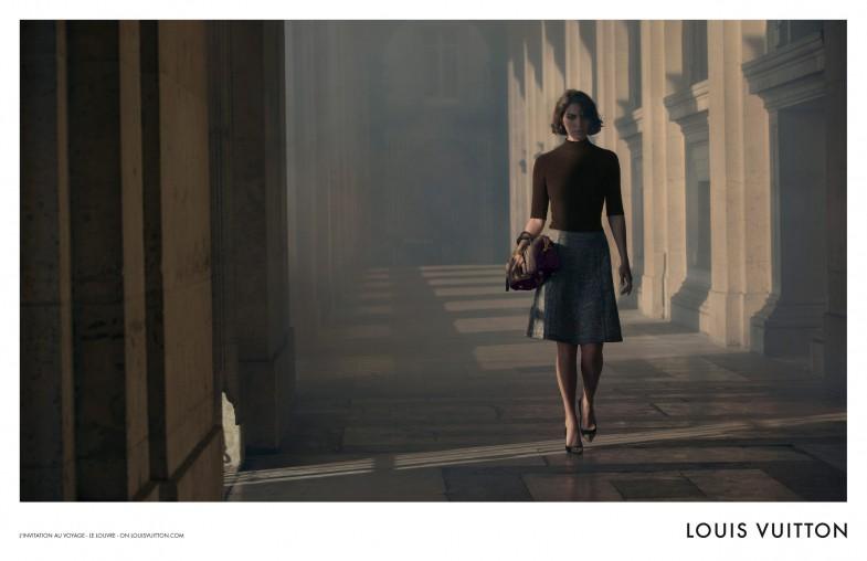 Louis Vuitton - kampania The Art Of Travel 1