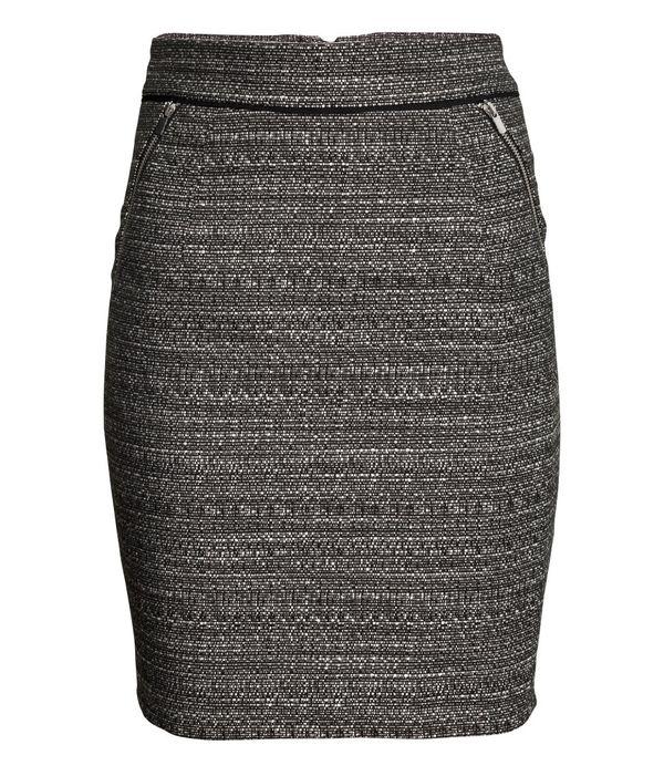 Spódnice - idealne nie tylko na sylwestra - przegląd H&M