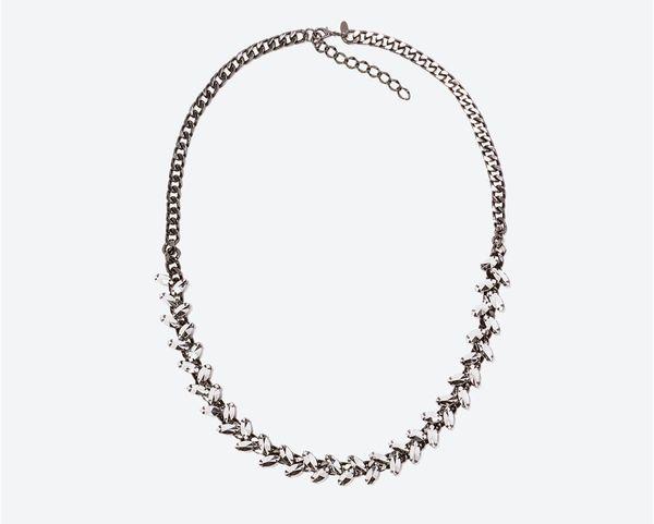 Biżuteria z sieciówek - przegląd oferty Zary (FOTO)